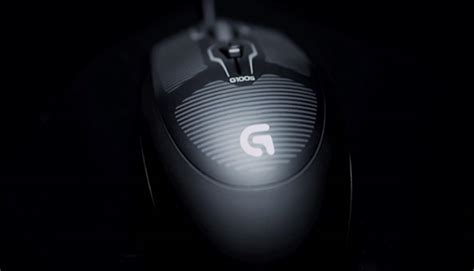 Logitech G100s Optical Gaming Mouse g100s optical gaming mouse