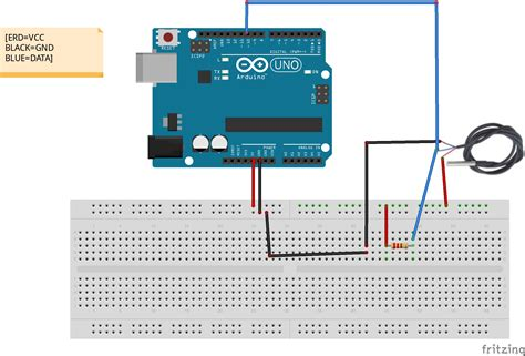 arduino ds18b20 wiring diagram wiring diagram ideas