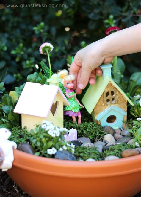 hollow garden pixie hollow garden gluesticks