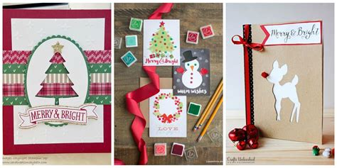 prop up some art 15 easy christmas decorations real simple 15 diy christmas card ideas easy homemade christmas
