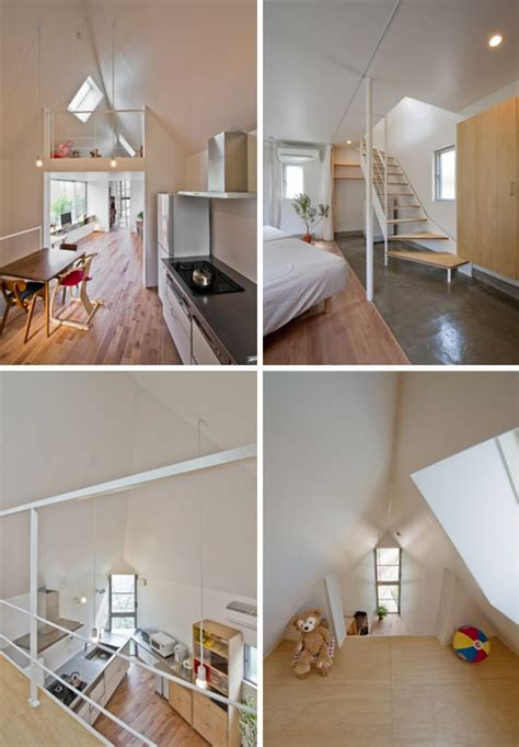 Plot Of Room Tiny Triangular Japanese House Narrowly Fits Its Plot