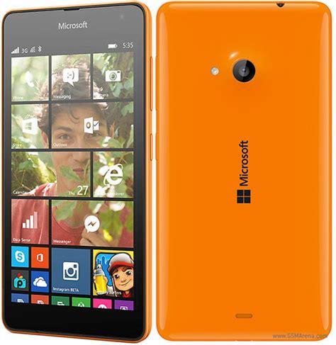 Review Dan Microsoft Lumia 535 harga microsoft lumia 535 spesifikasi review terbaru