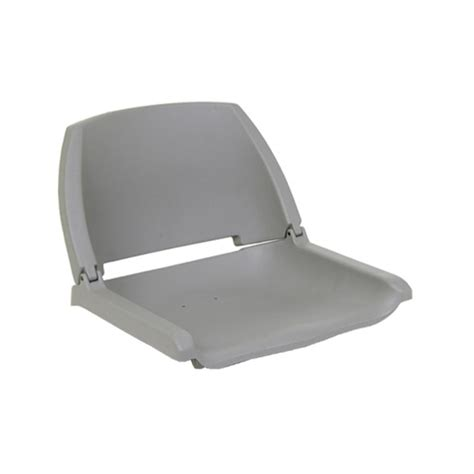 folding boat seats clearance action copolymer folding boat seat 95972 fold down