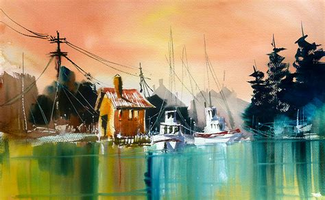 acrylic painting holidays uk arnold lowrey watercolor secrets 30 11 2015 painting