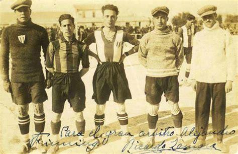 fotos antiguas graciosas fotos antiguas de f 250 tbol dedicatoria de zamora 1932
