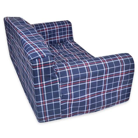 pet settee tartan pet sofa cat dog couch waterproof animal