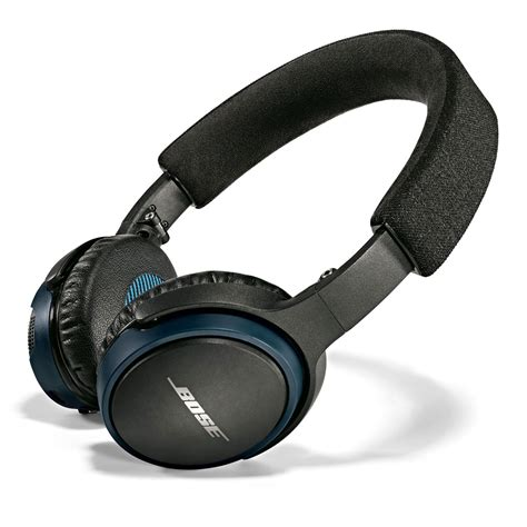 Headphone Bluetooth Bose Soundlink On Ear Bluetooth Headphones Black