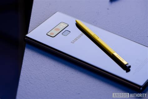 top 5 samsung galaxy note 9 features you should
