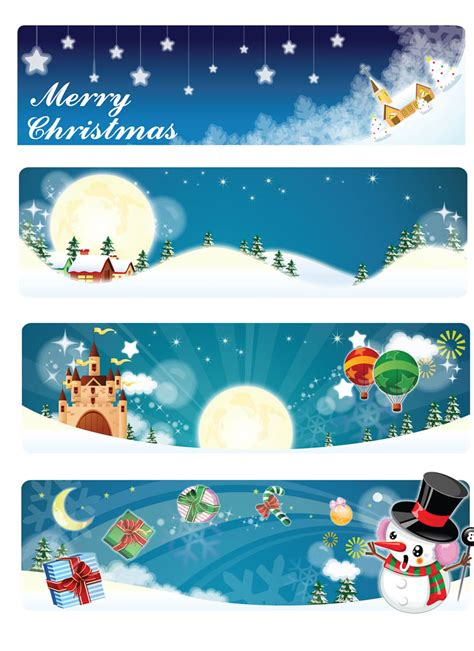 images of christmas banners banners vector graphics blog page 11