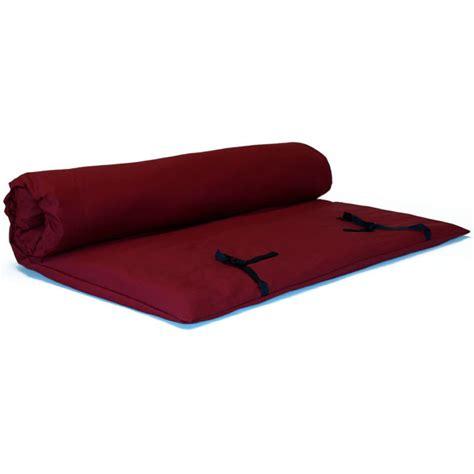 massaggio futon futon materassino per shiatsu e massaggio thai