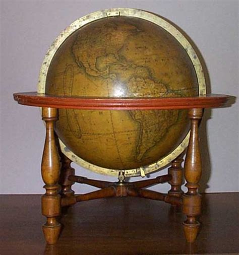 antique light up globe 13 inch wilson globe