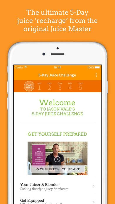 5 Day Juice Detox Jason by Jason Vale S 5 Day Juice Challenge 5lbs In 5 Days On The