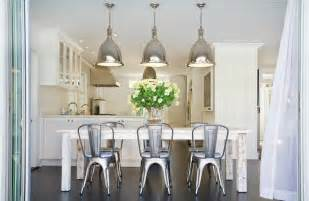Coastal Kitchen Table And Chairs Spotted From The S Nest House Tour East Hton