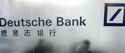 einlagensicherung deutsche bank deutsche bank gro 223 aktion 228 r in ernsten schwierigkeiten