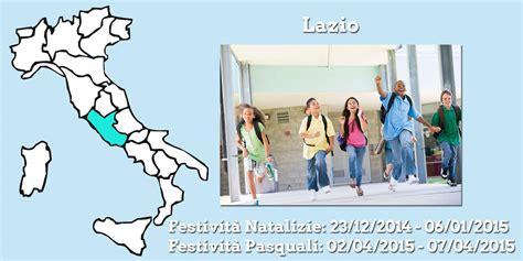 ufficio scolastico regione lazio lo schema calendario scolastico festivit 224 incluse