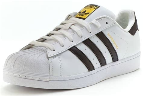 adidas superstar mens c77124 white black gold shell toe shoes sneakers size 10 5 ebay