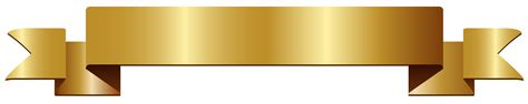ribbon png ribbons and gold on pinterest gold banner transparent png clip art gallery