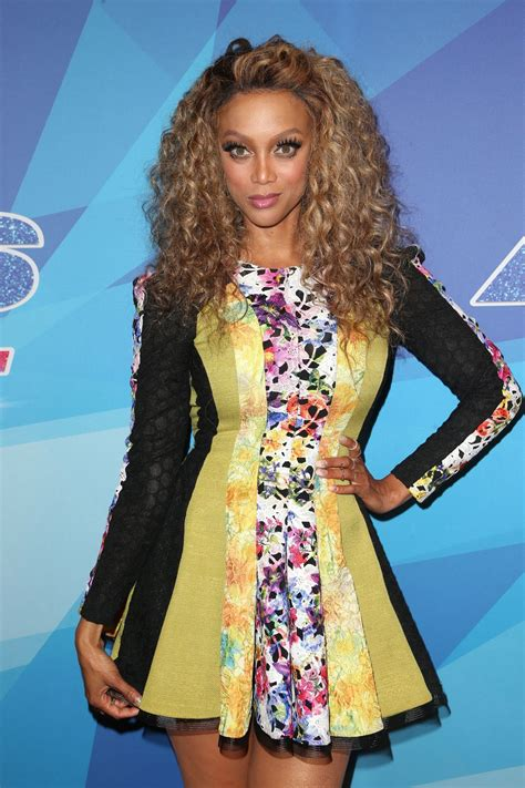 tyra banks tyra banks america s got talent season 12 post show in