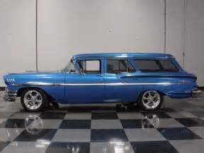 1958 Chevrolet Nomad 1958 Chevrolet Nomad Streetside Classics Classic