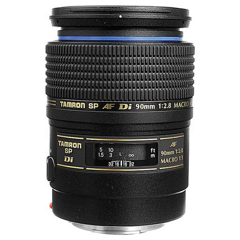Sp Af90mm F 2 8 Di Macro 1 1 tamron sp af 90mm f 2 8 di macro lens for sony black