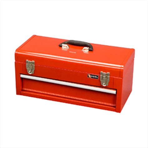 Toolbox Drawer by Excel Tb131 Excel Hardware Tb 131 Toolbox With Drawer