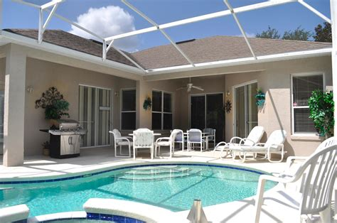 vacation rental homes in orlando rental house and