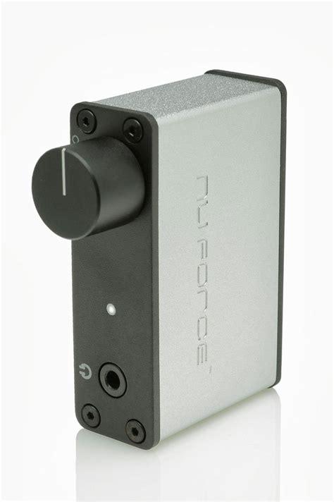 nuforce unveils  latest evolution  portable dacs