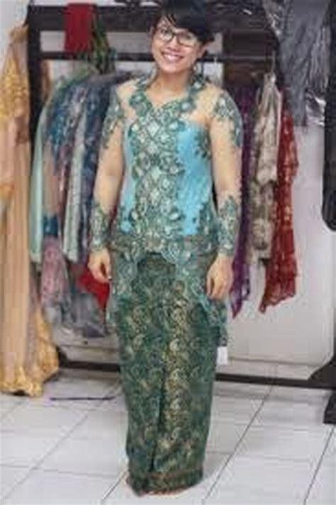 Tips Baju Kebaya Untuk Orang Gemuk tips memilih kebaya untuk wanita gemuk ide model busana