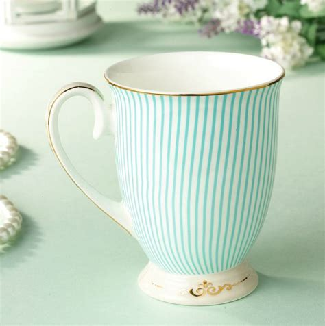 porcelain coffee mugs mug coffee high tea cup royal princess blue fine bone
