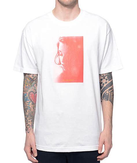 Raxzel Rosemarry Tshirt rosemary white t shirt zumiez