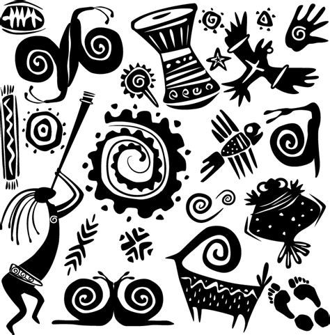 african pattern vector free pattern vector of african football free vector 4vector