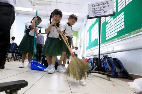 why in japanese japanese for children in japan school janitors simply don t exist here s why