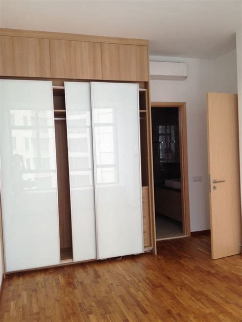 bedroom cabinets design ideas glorious white glozzy sliding doors built in wardrobe on
