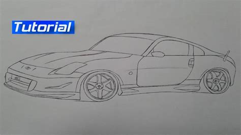 nissan 350z drawing nissan 350z drawing pixshark com images galleries