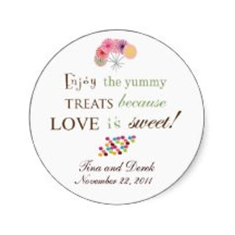 bridal shower favor tags sayings bridal shower thank you quotes quotesgram