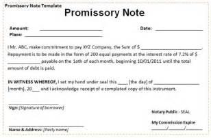 sample promissory note template memes