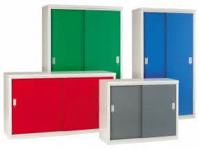 Sliding Doors For Cabinets Cabinet With Sliding Doors H1020mm W1830mm D460mm Gp84084 Various Shelf Cupboards
