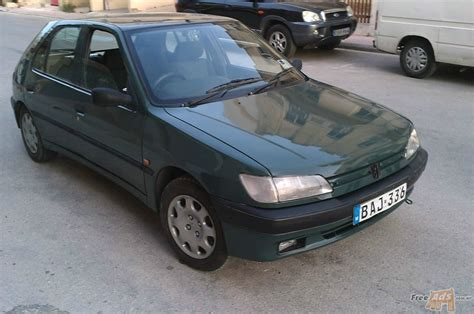 peugeot hatchback 1994 peugeot 306 hatchback pictures information and