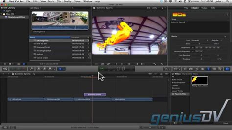 Creating Custom Title Templates In Motion 5 Youtube Free Motion 5 Title Templates