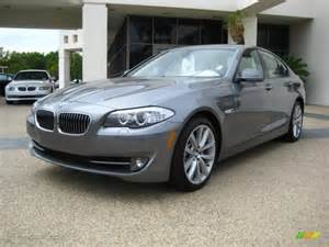 2011 space gray metallic bmw 5 series 535i sedan 45280940