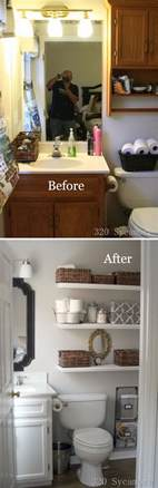 Small Bathroom Makeovers Ideas by Before And After 20 Awesome Bathroom Makeovers Hative