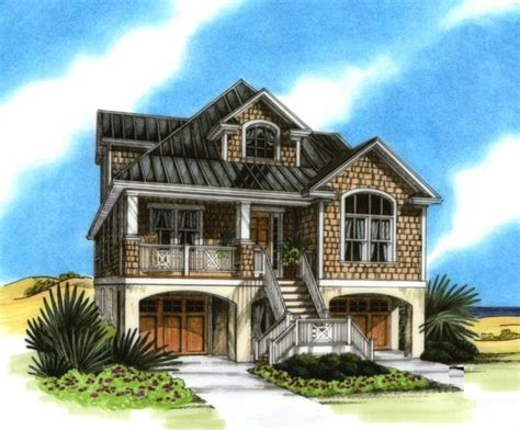 amazing coastal home plans 4 coastal house plans on
