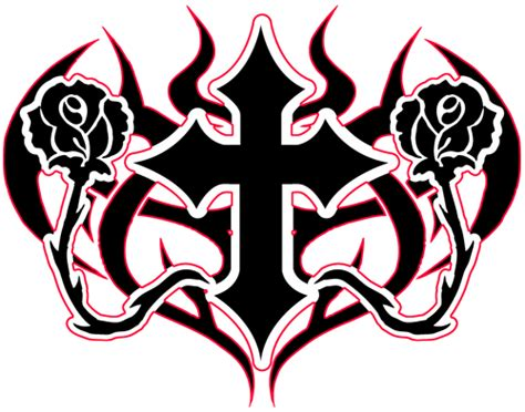 tribal jesus tattoo gallery tribal cross tattoos photos flash all styles and
