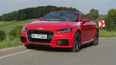 Audi Tt Cabrio Test by Audi Tt Cabriolet Roadster Der 3 Generation Im Test