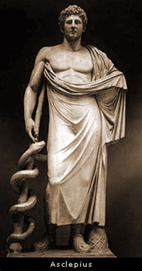 hippocrates oath and asclepius snake the birth of the profession books mythology asclepius