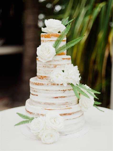 Wedding Cake by Sweet And Simple Wedding Cakes Brides