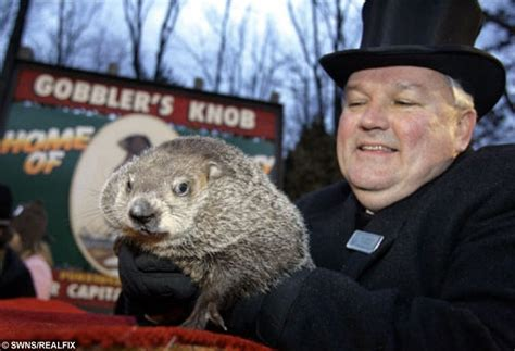 groundhog day it s groundhog day again 13 facts to celebrate 130 years