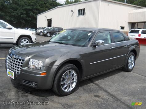 2010 Chrysler 300 Touring by 2010 Chrysler 300 Touring Awd In Titanium Metallic