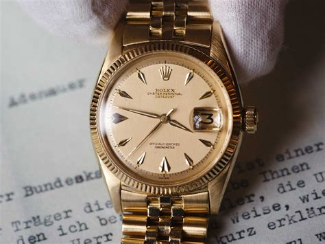 4 simple ways to spot a rolex business insider