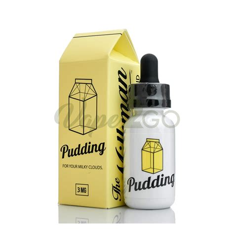 Liquid Premium Rasa Pudding By Milkman 30ml Premium Liquid the milkman pudding premium e liquid 30ml vape2go